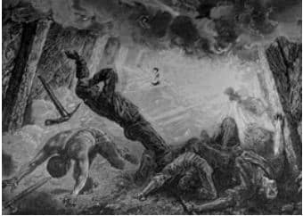 Quelques jours avant une tragédie minière, une frange significative des habitants de Port Talbot ont rêvé de la catastrophe