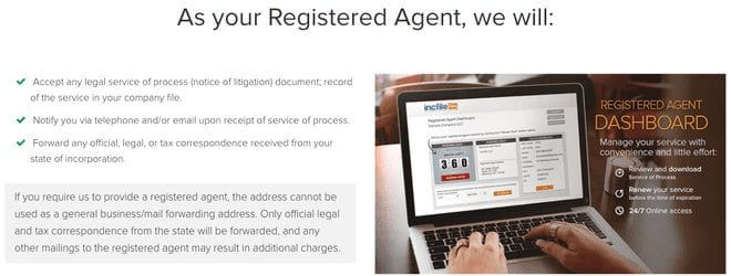 registered agent services