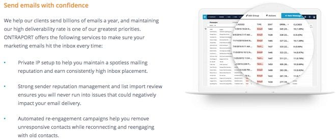ontraport email marketing