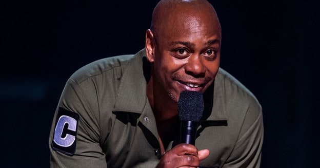 "Netflix Pulls""Chappelle's Show"" from Streaming Service at the Request of Comedian Dave Chappelle"