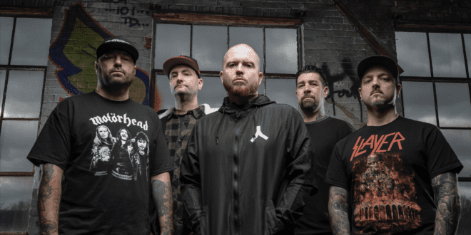 "Hatebreed Share ""Cling to Life"" — Listen + New Album ""Weight of the False Self"" Out Today"