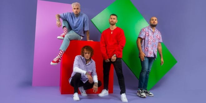 "CHEAT CODES RELEASE ADDICTIVE NEW SINGLE ""DO IT ALL OVER"" FT. MARC E. BASSY"