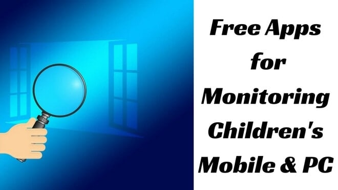 Cell Phone Spy Free Apps for Monitoring Children's Mobile and PC