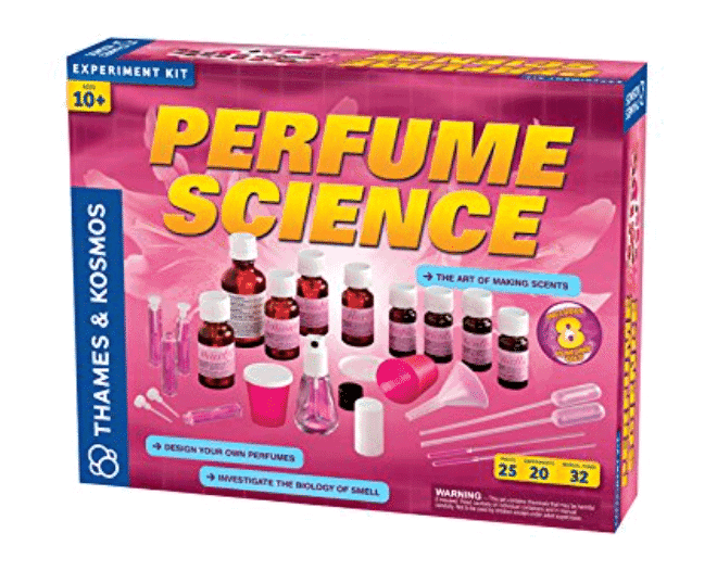 perfume kit by Thames and Cosmos