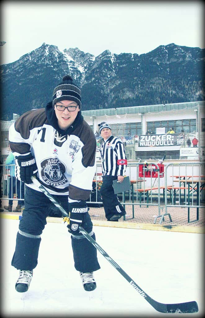 Martin Hyun Hockey is Diversity