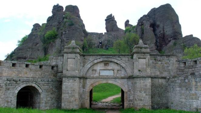Castillos de Bulgaria