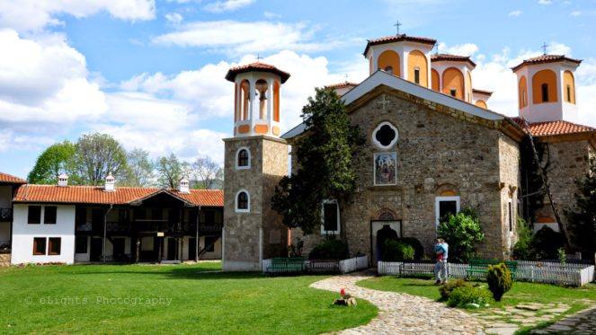 Monasterio de Etropole