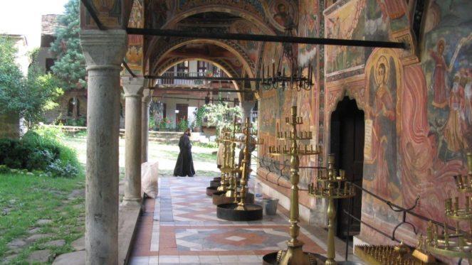 Monasterio de Troyan y sus alrededores