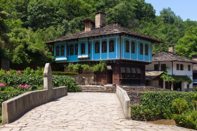 monasterio de rila