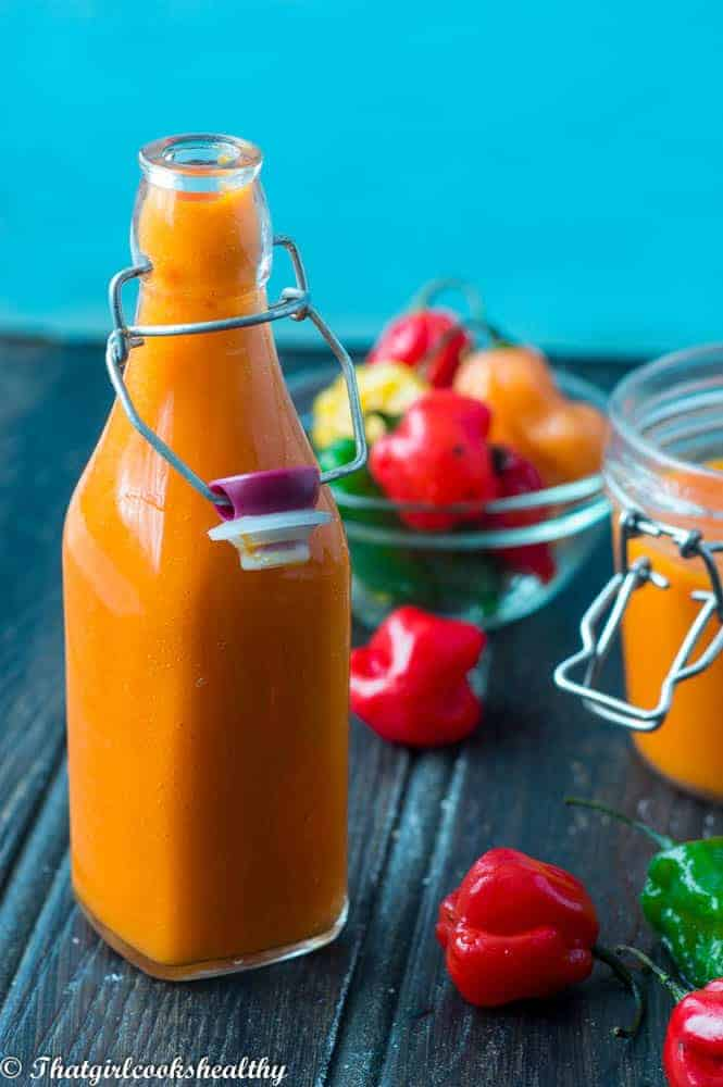 scotch bonnet pepper sauce main shot