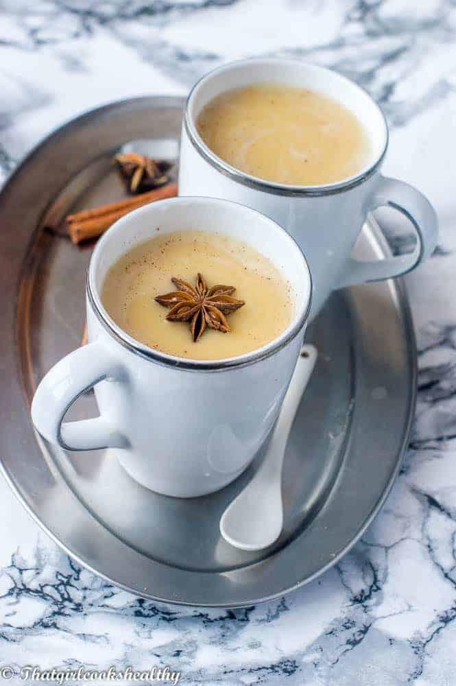 Akasan (Haitian cornmeal drink)