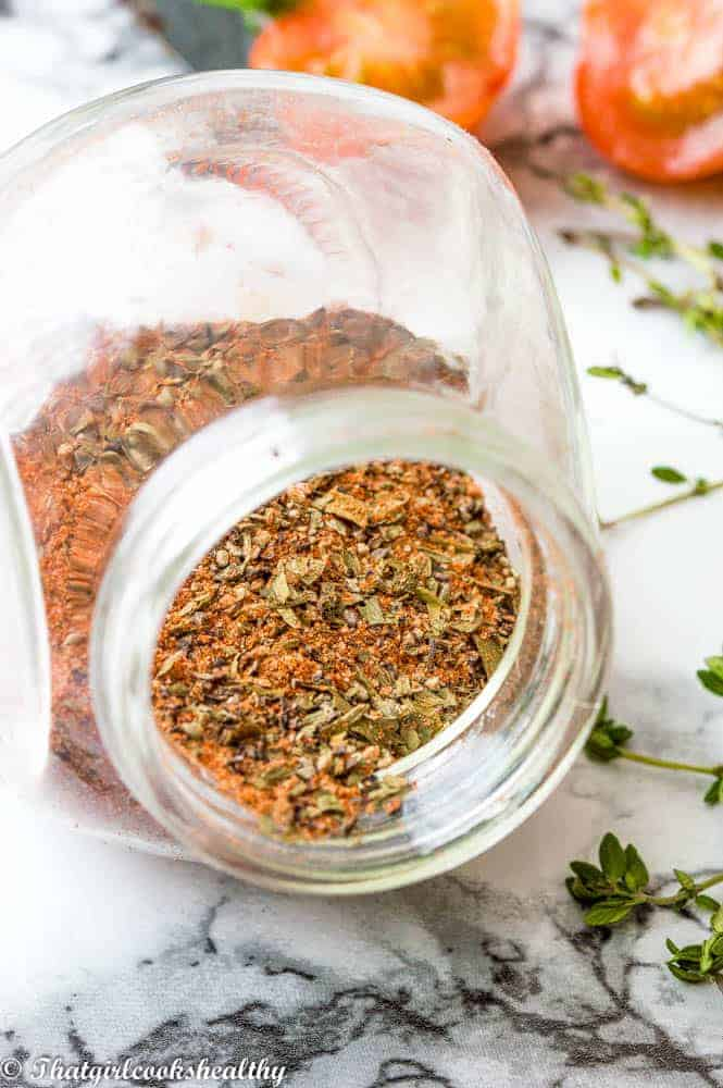 How to make your own beef stew seasoning mix