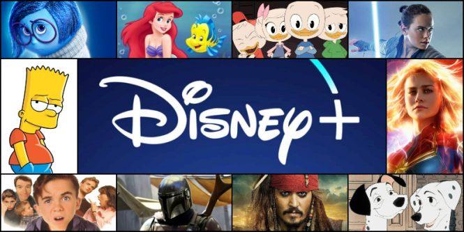 installare Disney+ su una TV Android