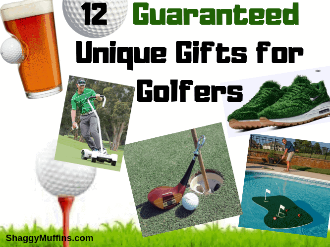 12 Guarenteed Unique Gifts for Golfers