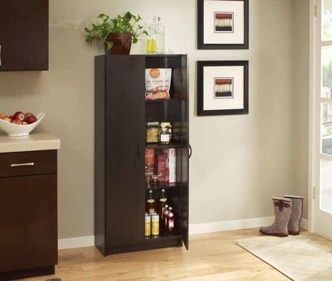 add a pantry to your kitchen