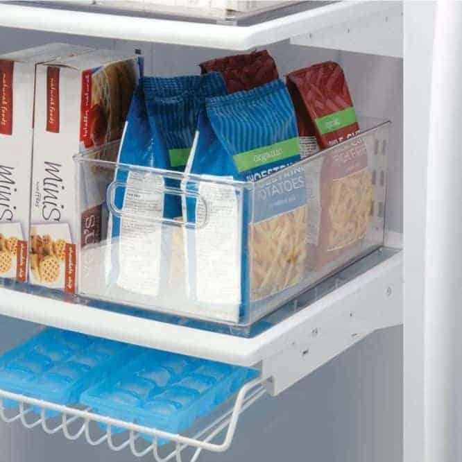 refrigerator storage bins