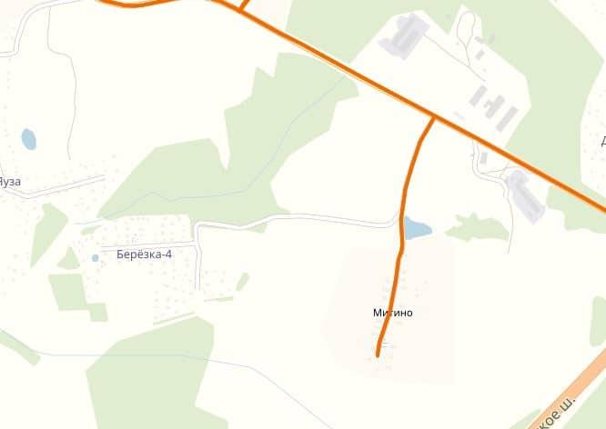 Добродел ремонт дороги Митино Гальнево Бужаниново