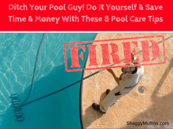 Ditch Your Pool Guy! Save Time & Money With These 8 Pool Maintenance Tips