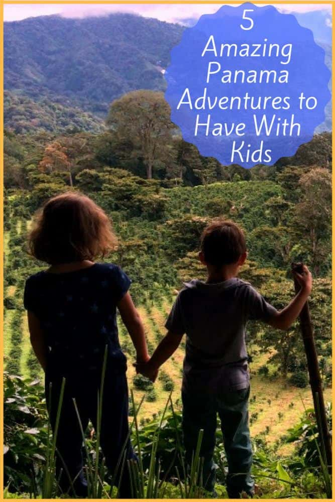 Here are 5 unique things to do with kids on a panama vacation. Soak in the culture, get outdoors, explore san blas and panama city. #panama #kids #vacation #family #thingstodo