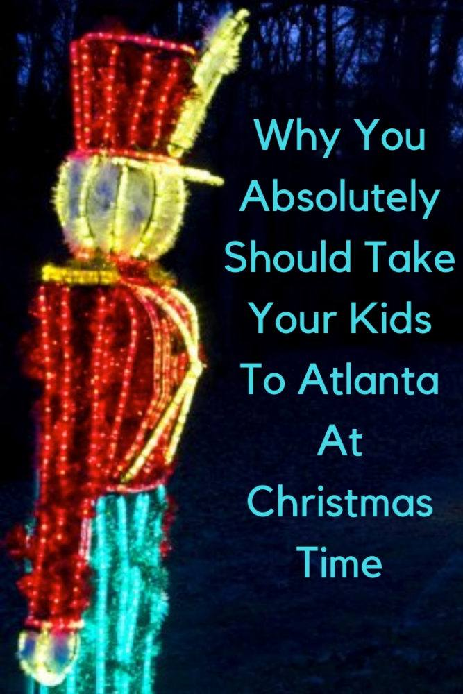 Atlanta has outdoor christmas lights, indoor holiday puppets, ballet, parades and great hotels near all the action. Plan your weekend getaway or your december staycation with kids. #atlanta #georgia #christmas #thingstodo #kids #weekend #getaway #staycation #ideas#atlanta #georgia #christmas #thingstodo #kids #weekend #getaway #staycation #ideas