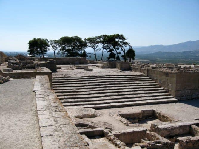 Phaistos, Crete
