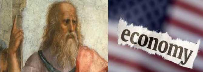 La crisi dell'economia con gli occhi di Platone. Di Apostolos Apostolou