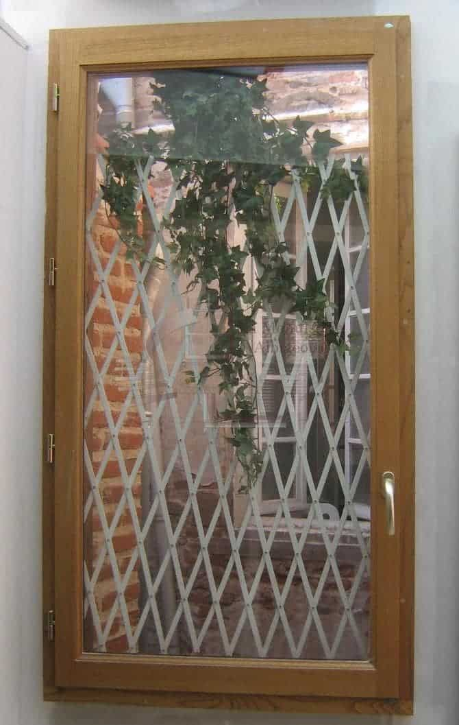 Fenêtre en bois durable