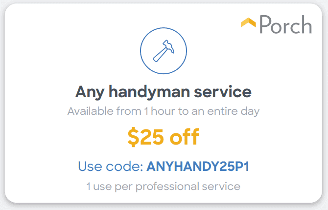 handyman - Happy Homebuyer Guarantee