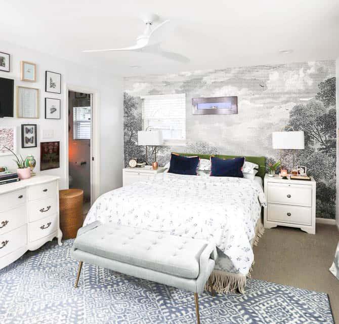 Parisian Style Bedroom Watermark 32