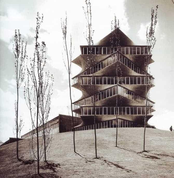 lost architecture madrid