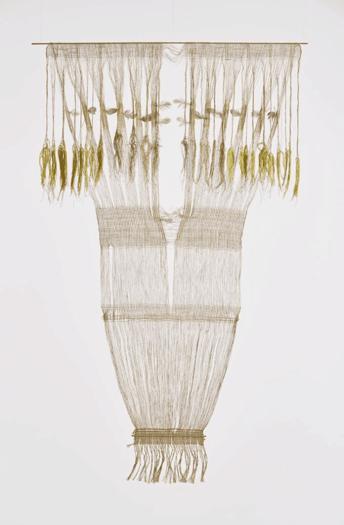 Lenore Tawney, Untitled (Lekythos), 1962