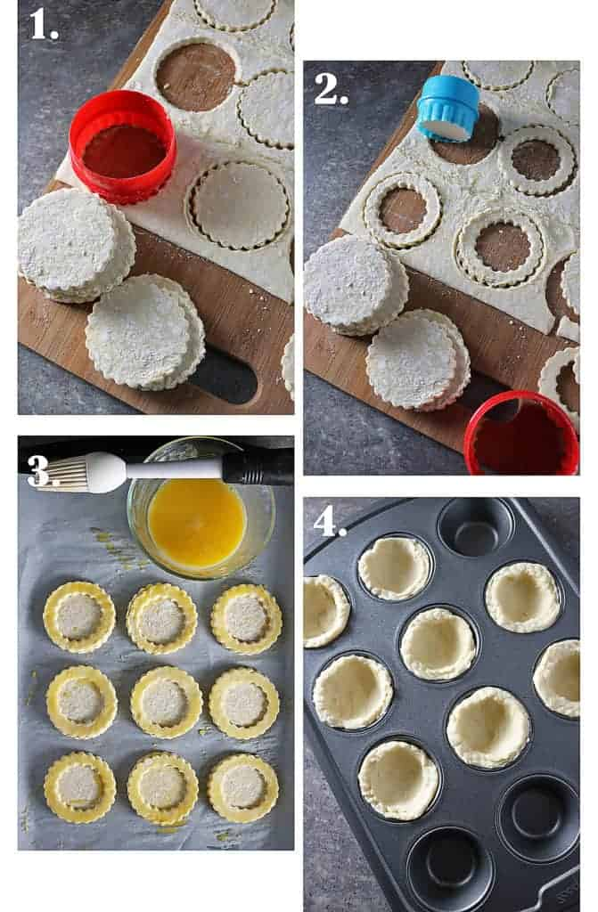 Puff Pastry Baskets Fancy Easy Versions