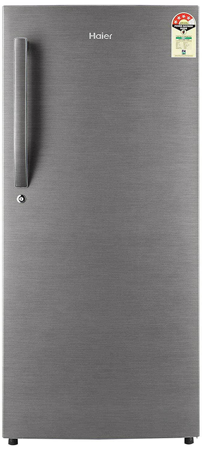 Haier HED-20FDS 195 Litre Refrigerator compared with Samsung Fridge