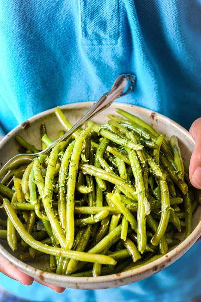 Easy Green Bean Recipe