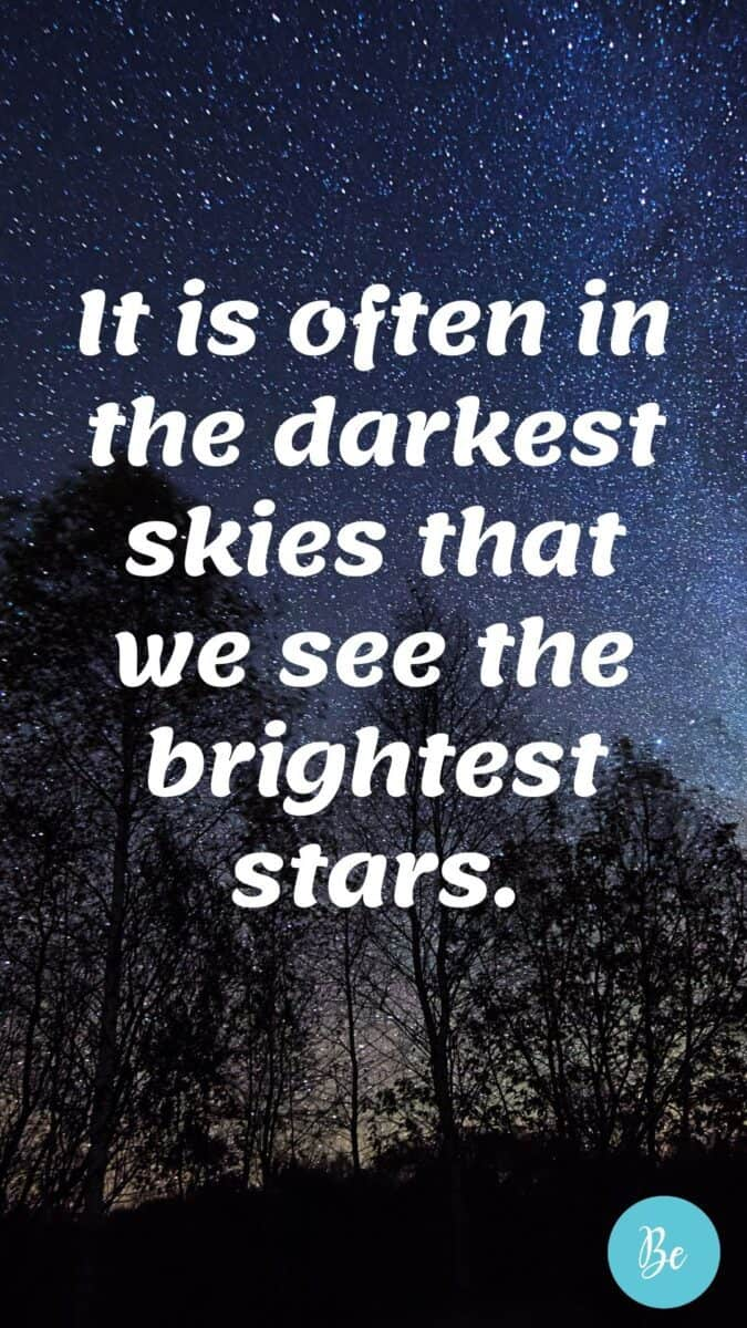 Light Quotes   Quotes About Light   is during our darkest moments that we must focus to see the light quote on dark background