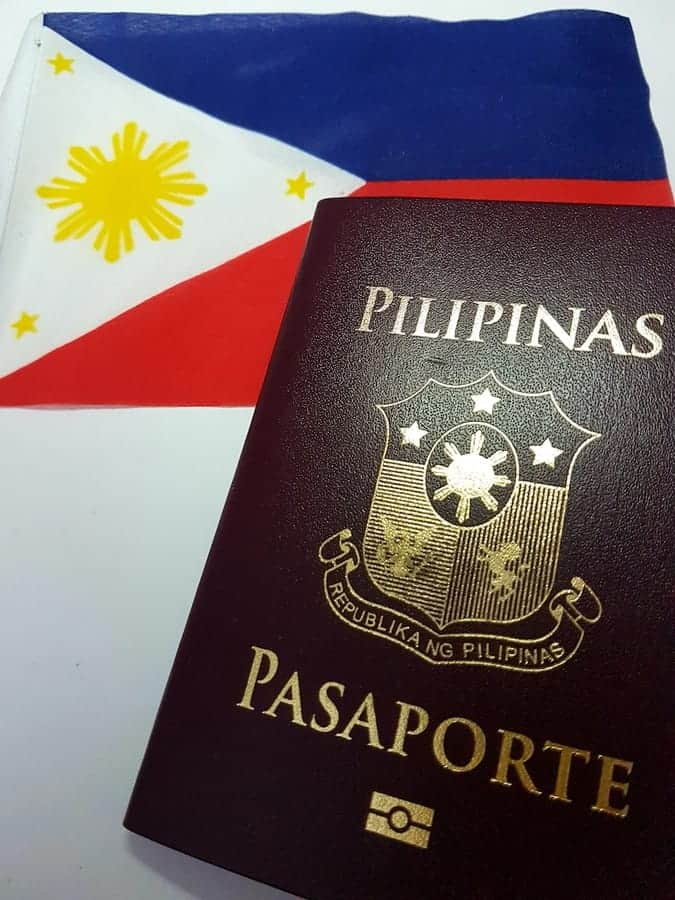 how to apply for a philippine passport in the UK
