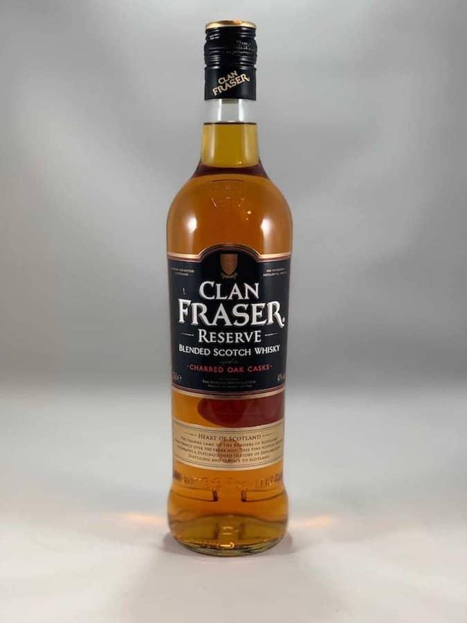 Clan Fraser Reserve bottle