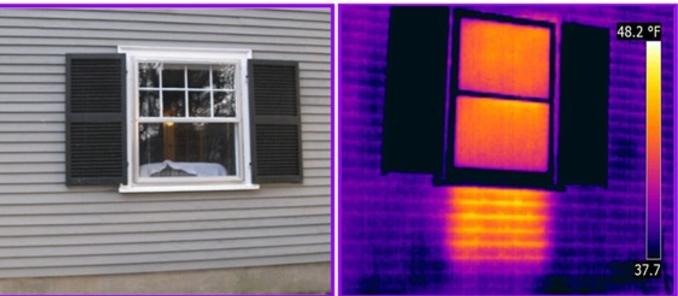 missing-insulation-below-window-thermal-inspection