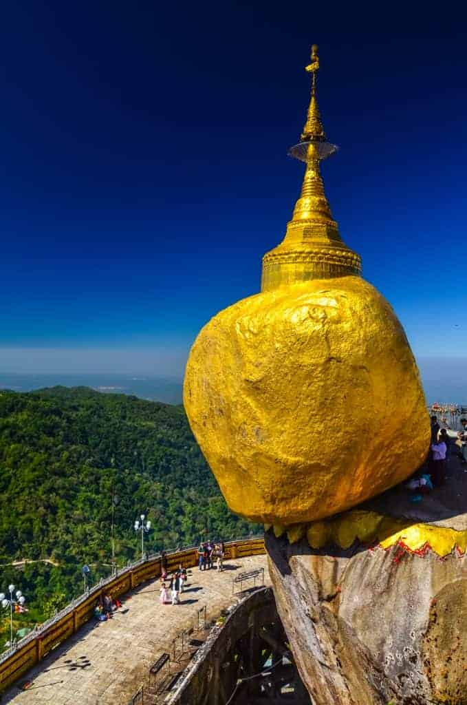 Tourist Attractions In Myanmar Essay