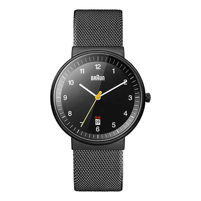 Braun Watch | Valentine's Day Gift Ideas | OPAS Blog