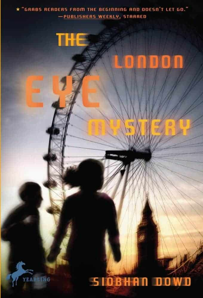 The london eye mystery has two kids solving the disappearance of their cousin from this prime tourist attraction