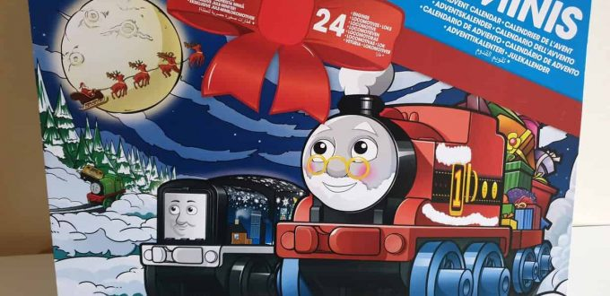 thomas minis advent calendar