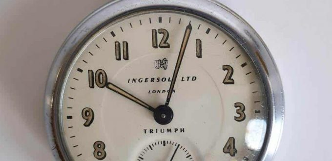 Ingersoll ltd london triumph watch