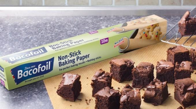 Bacofoil®Chocolate Brownies Recipe