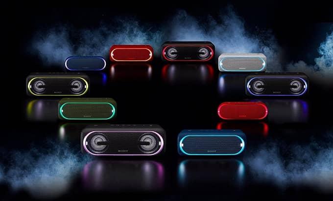 Sony Wireless Party Chain SRS-XB20
