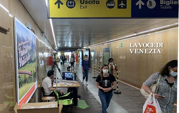 Coronavirus nel veneziano in leggera crescita. A Mestre un ricovero