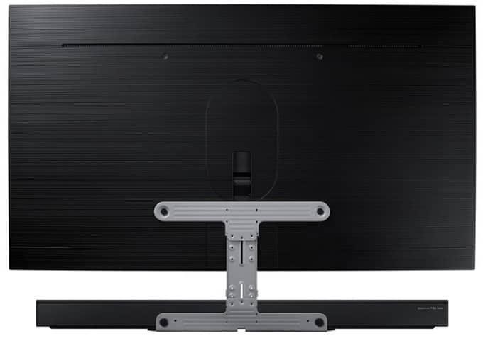 Soporte Samsung WMN300SB para barras Sound+