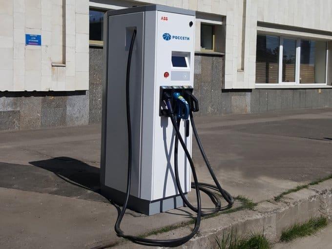 Россети и Роснефть договорились о сотрудничестве в области развития зарядной инфраструктуры для электромобилей