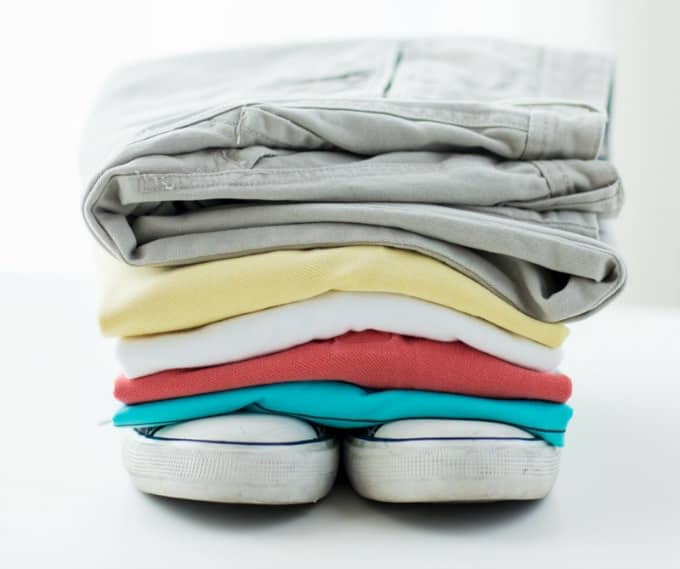 Use Cornstarch on Laundry Stains | It is the best solution for certain stains and it costs just a penny per use! | Laundry stain | clothing stain | laundry hack