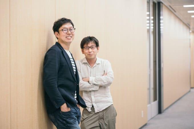 NearMe高原代表と細田さん1